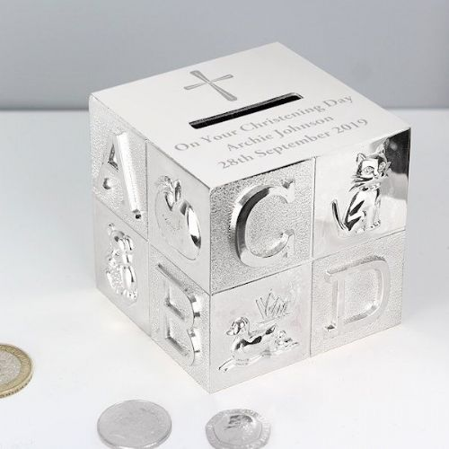Cross ABC Money Box